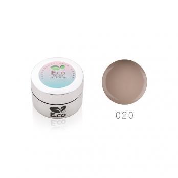 №20 Гель-лак Pudding E.co Nails, 5мл