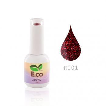 "R001 Гель-лак для ногтей E.Co Nails коллекция ""Ruby Fantasy"", 10мл."