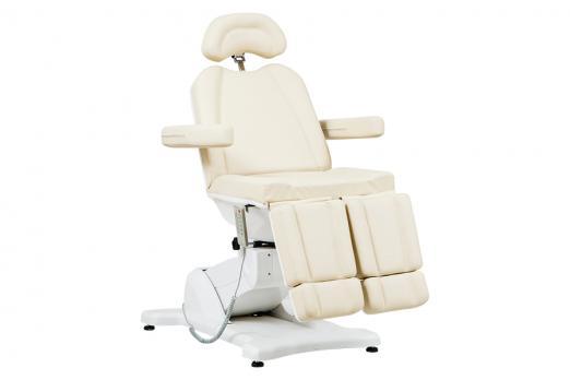 Педикюрное кресло SD-3869AS, 5 моторов белый
