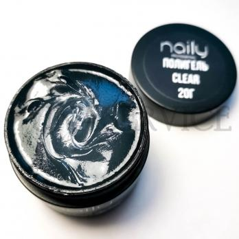 Полигель naily CLEAR,    5 мл